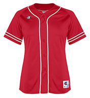 Custom Champion Womens Slider Softball Jersey