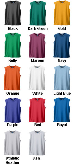 Adult Shooter Shirt - All Colors