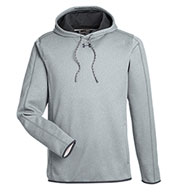 Custom Mens Under Armour Double Threat Armour Fleece® Hoodie