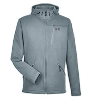 Custom Mens Under Armour Seeker Hoodie