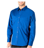 Custom Mens Superblend™ Untucked Shirt