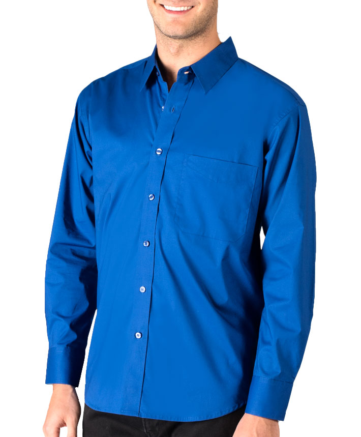 Mens Superblend™ Untucked Shirt