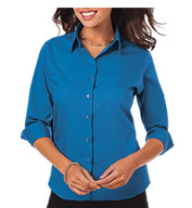 Custom Ladies Superblend™ Untucked Shirt