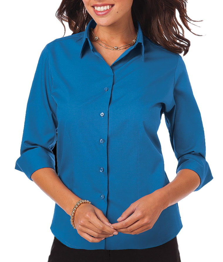 Ladies Superblend™ Untucked Shirt
