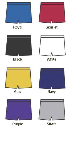 Womens Volleyball Shorts - All Colors