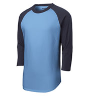 Custom Sport-Tek® Adult Colorblock Raglan Jerseys