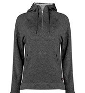 Custom Fit Flex French Terry Ladies Hood Zip