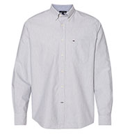 Custom Tommy Hilfiger - Adult New England Solid Oxford Shirt