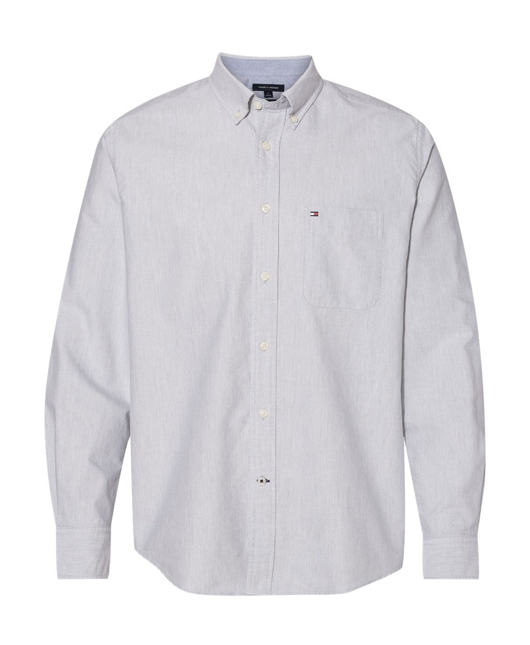 Tommy Hilfiger - Adult New England Solid Oxford Shirt