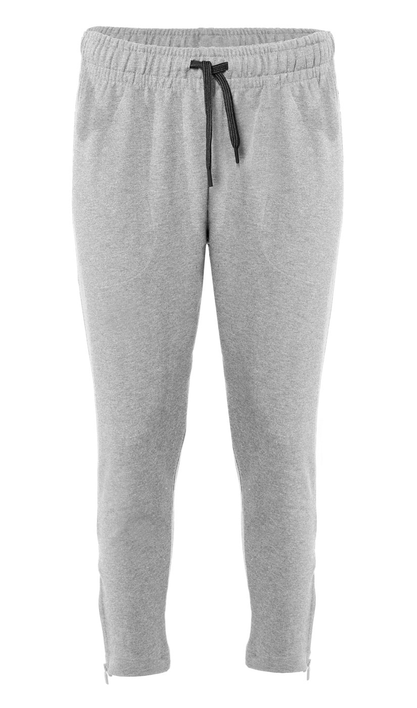 Fit Flex Ladies French Terry Ankle Pant
