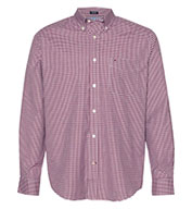 Custom Tommy Hilfiger- Adult Gingham Shirt