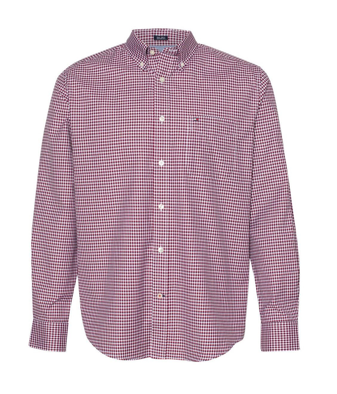 Tommy Hilfiger- Adult Gingham Shirt