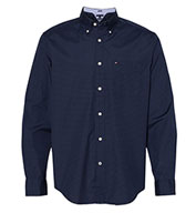 Custom Tommy Hilfiger - Adult Polka Dot Shirt