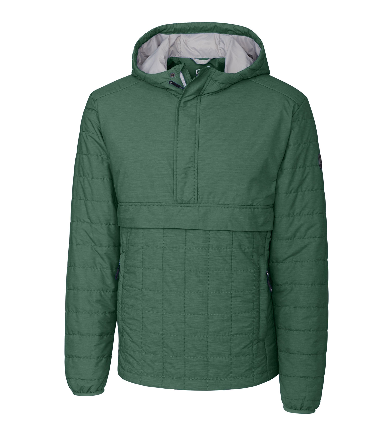 Cutter & Buck Mens Rainier Half Zip Popover