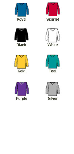 Adult Hockey Mesh Jersey - All Colors