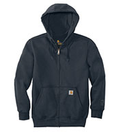 Custom Carhartt Rain Defender® Paxton Heavyweight Full Zip Sweatshirt