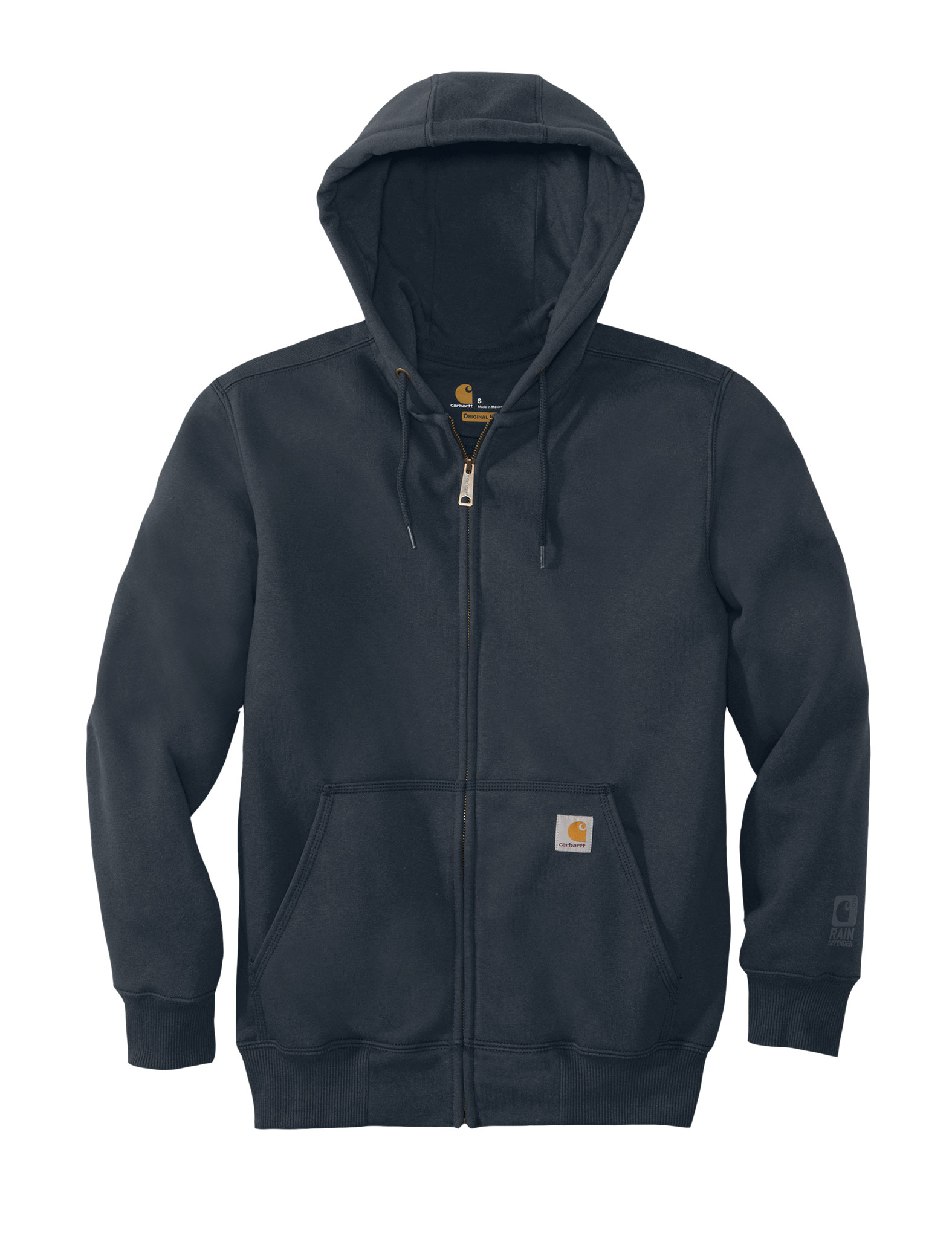 Carhartt Rain Defender® Paxton Heavyweight Full Zip Sweatshirt