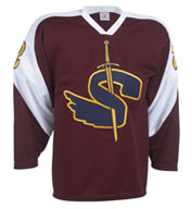 Custom Adult Slap Shot Hockey Jerseys Mens