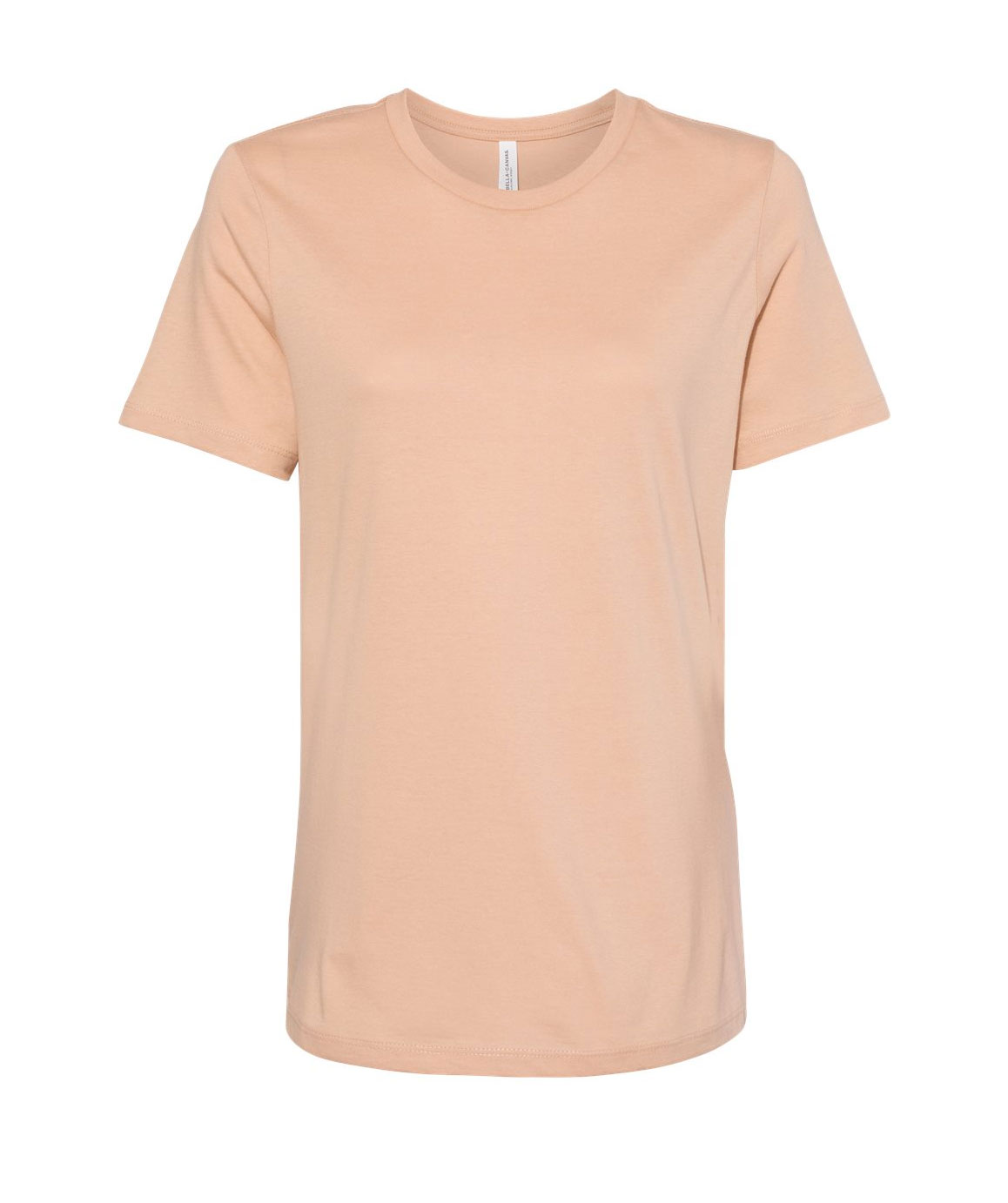 Bella + Canvas Womens Relaxed Jersey Tee