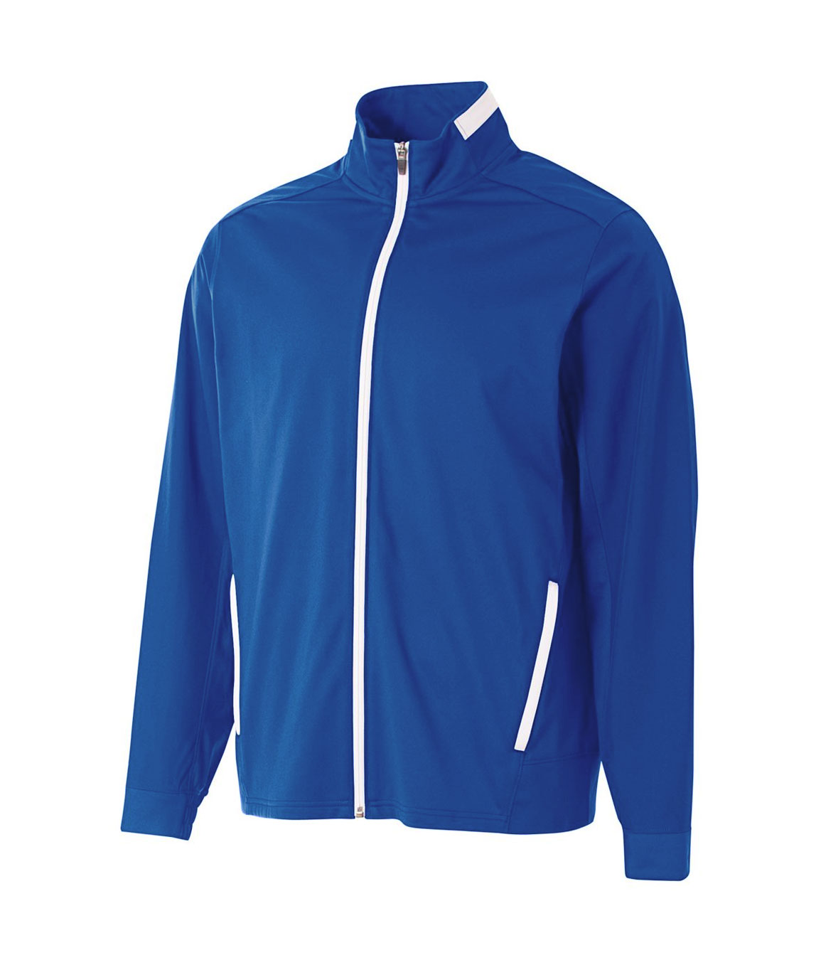 Mens League Full Zip Warm Up Jacket