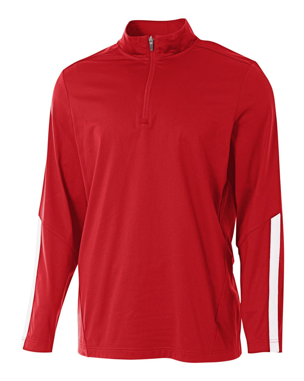 A4 Mens League 1/4 Zip Jacket