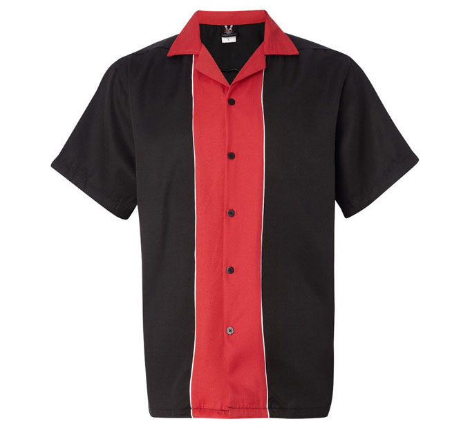 Adult Quest Bowling Shirt