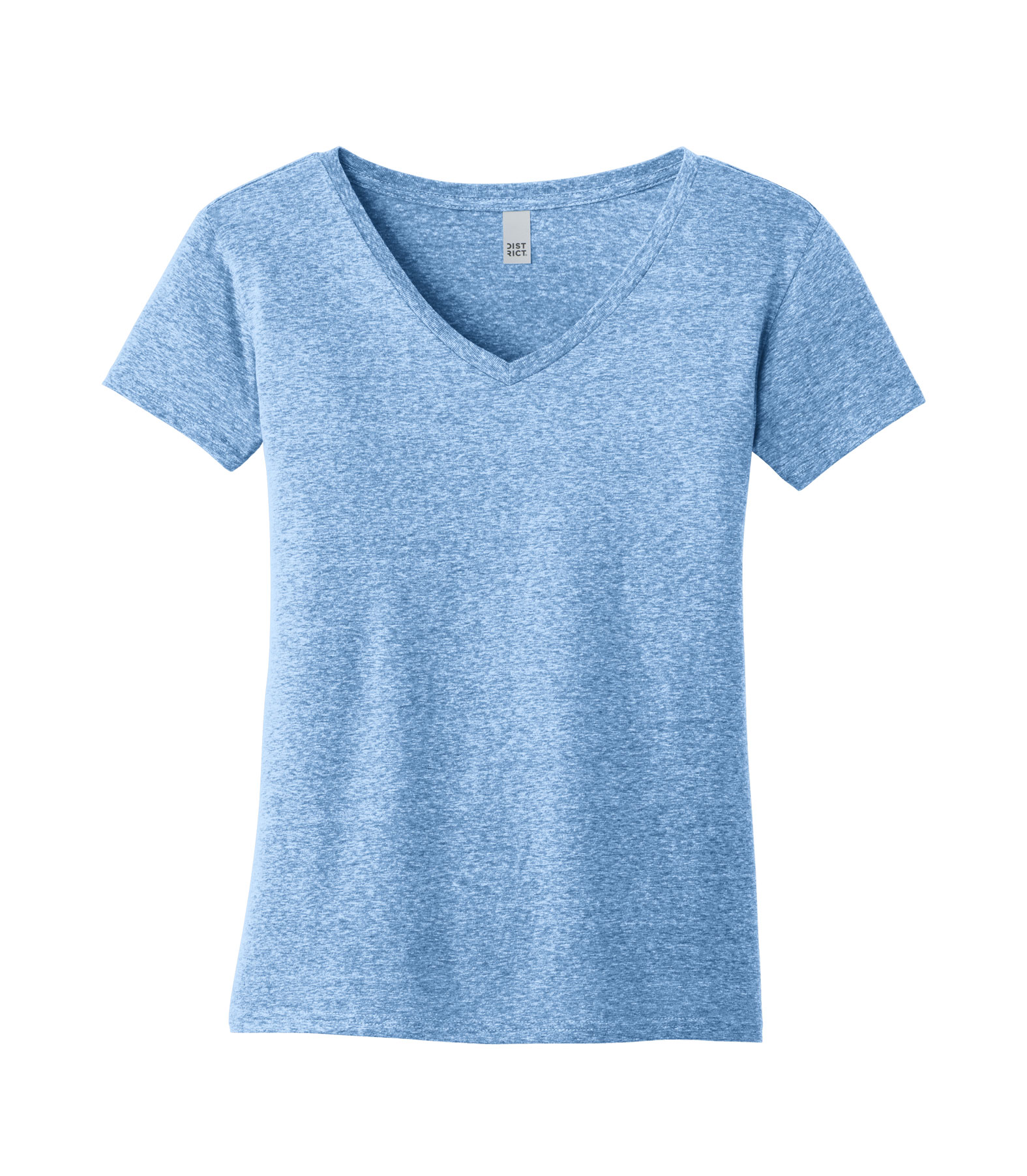 District® Womens Astro V-neck Tee