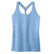 Custom District  Womens Astro Twist Back Tank
