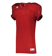 Custom Russell Athletic Adult Stretch Mesh Game Jersey