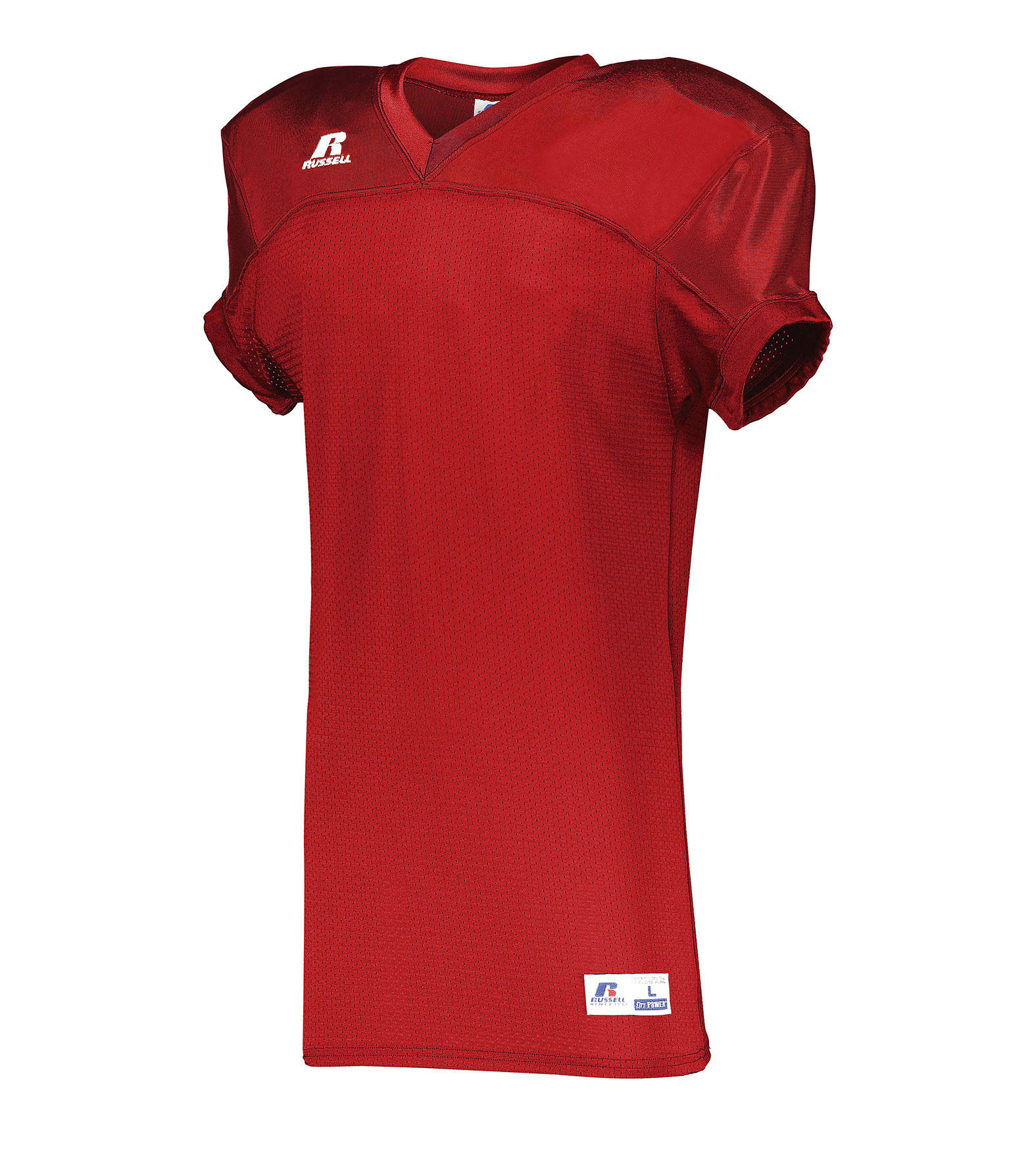 Russell Athletic Adult Stretch Mesh Game Jersey