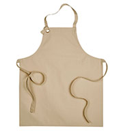 Custom Artisan Collection Unisex Canvas Bib Apron