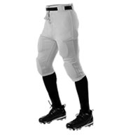 Custom Alleson Adult Slotted Practice Football Pant