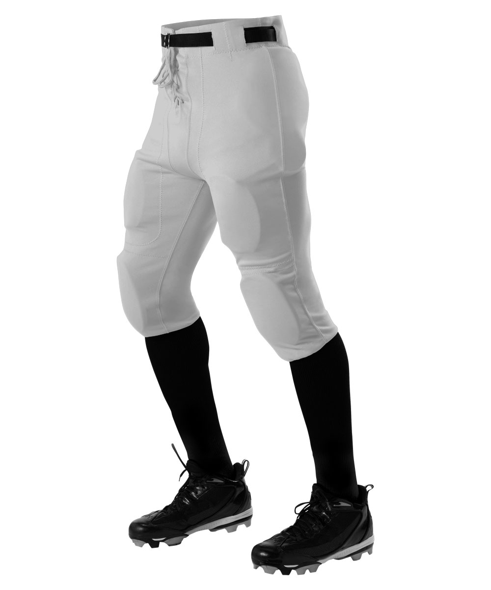 Alleson Adult Slotted Practice Football Pant