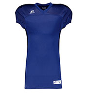 Custom Russell Athletic Adult Solid Jersey with Side Inserts