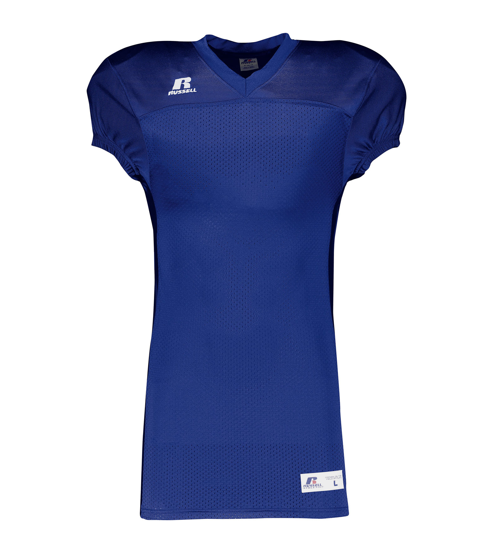 Russell Athletic Adult Solid Jersey with Side Inserts
