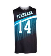 Custom Youth Spectrum Sublimated Sleeveless T-Shirt