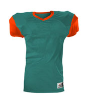 Custom Alleson Youth Pro Game Football Jersey