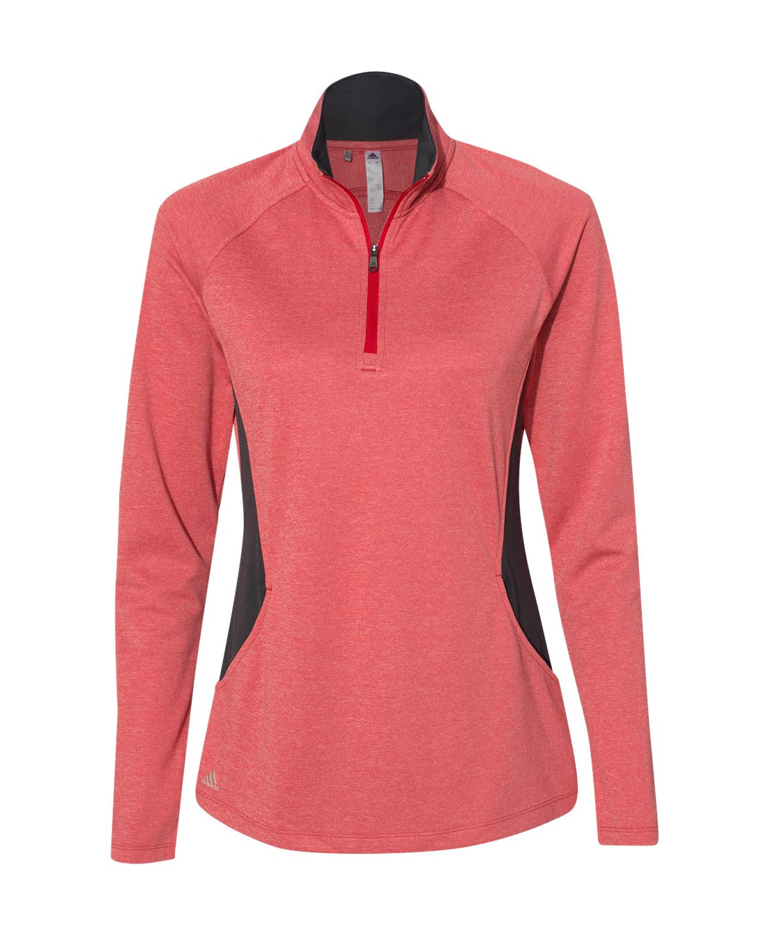 Adidas Womens Lightweight Quarter-Zip Pullover