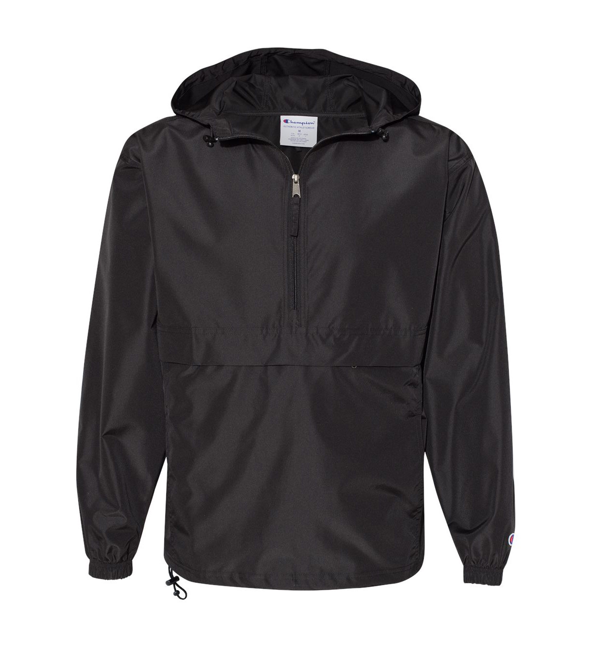 Champion Adult Packable Quarter-Zip Jacket