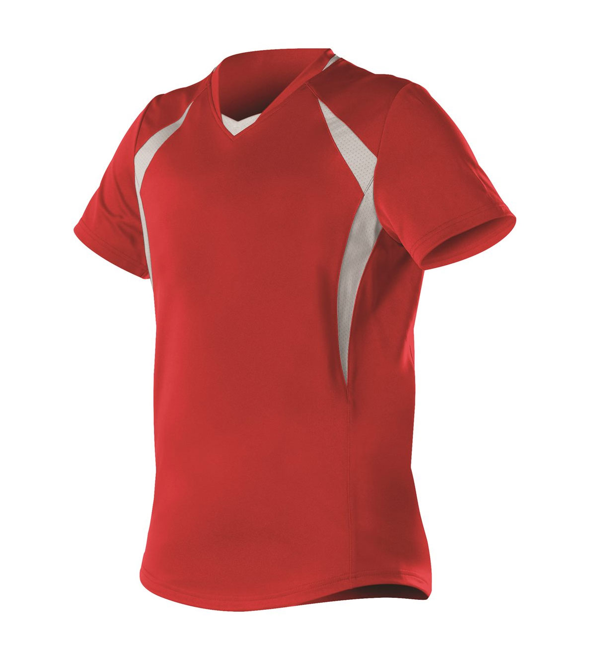 Womens Short Sleeve Fastpitch Jersey