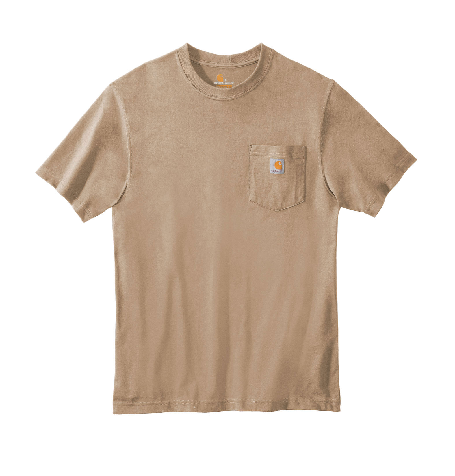 Carhartt Tall Workwear Pocket Short Sleeve T-shirt