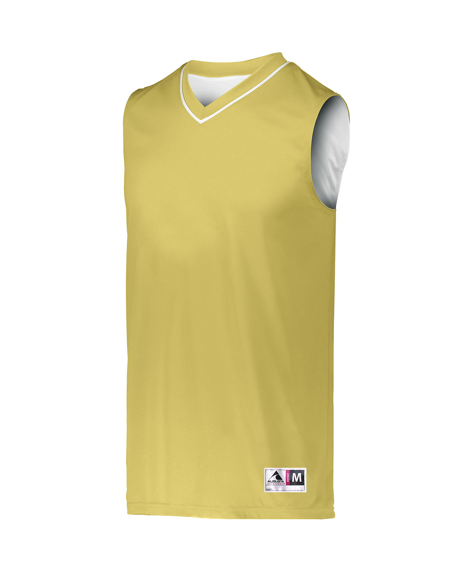 Adult Reversible Two-Color Jersey