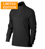 Custom Nike Ladies Dry UV 1/2-Zip Cover-Up