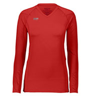 Custom Ladies Truhit Long Sleeve Jersey