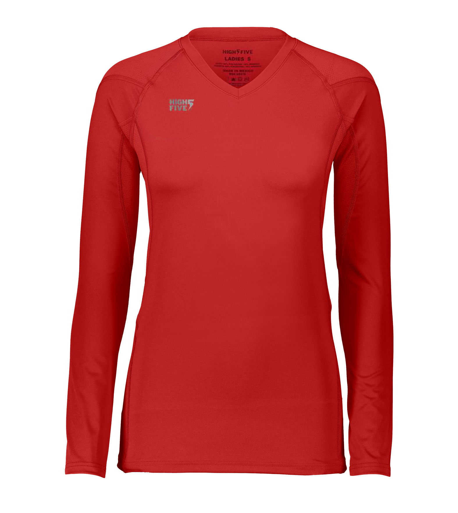 High Five Ladies Truhit Long Sleeve Jersey