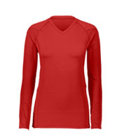 Custom Girls Truhit Long Sleeve Jersey