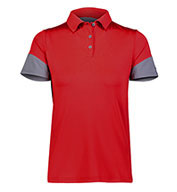 Custom Russell Athletic® Ladies Hybrid Polo