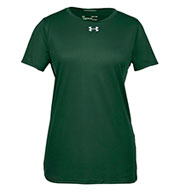 Custom Under Armour Ladies Locker T-Shirt 2.0