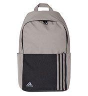 Custom Adidas 18L 3-Stripes Backpack