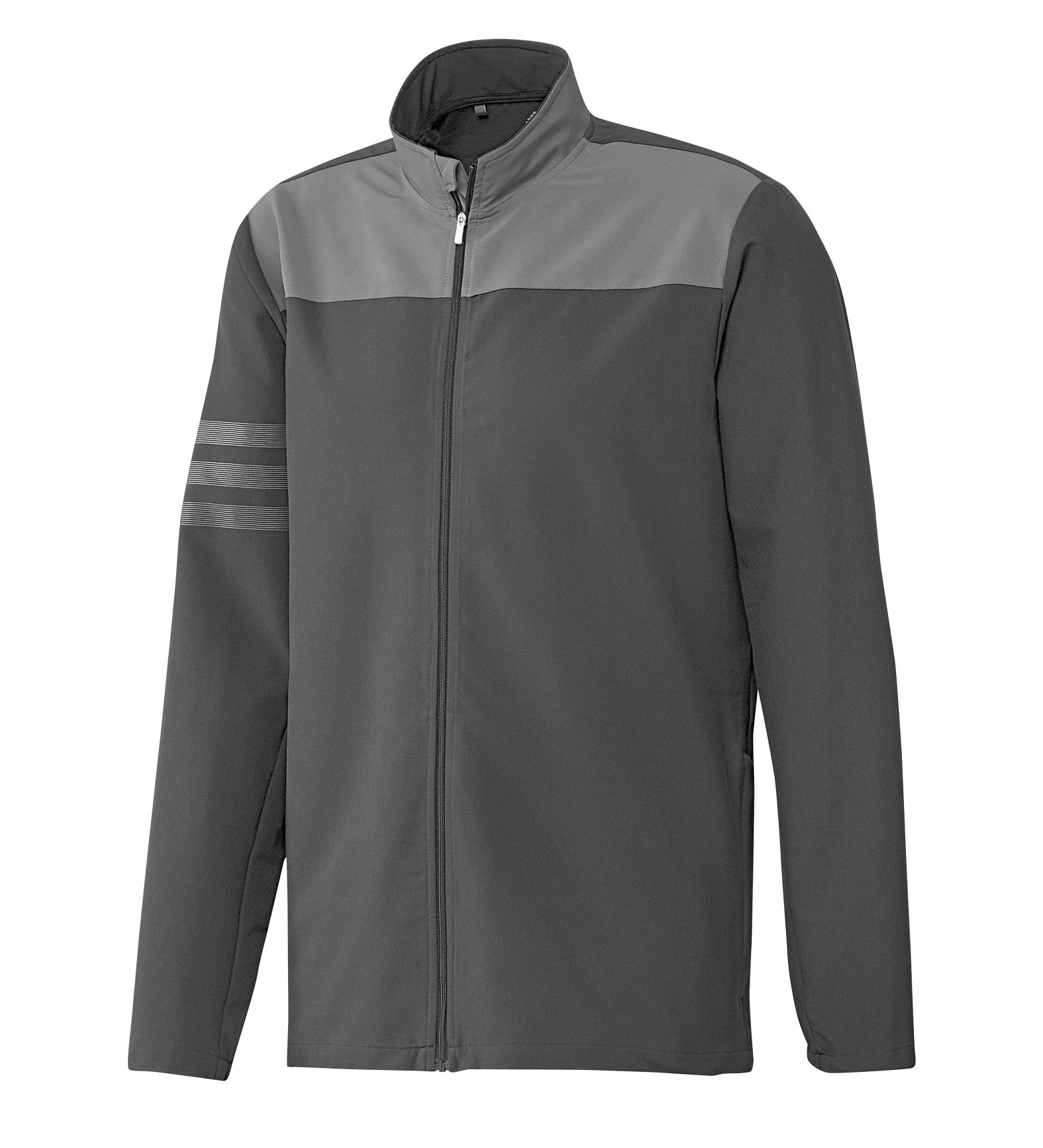 Adidas Mens Climastorm 3-Stripes Jacket